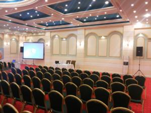 Прокат звука для конференций и презентаций
