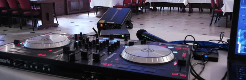 DJ на свадьбу в Санкт-Петербурге