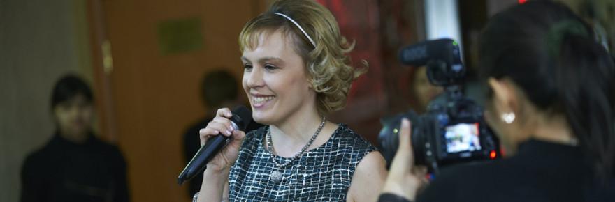 Ведущая Людмила в Санкт-Петербурге