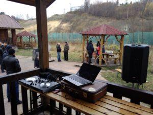 DJ на день рождения компании