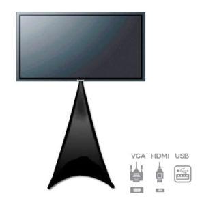 "Прокат плазменной панели LED 55"" 4K - UltraHD в СПб"